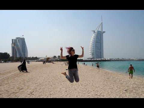 Na skok v Dubaji   Vlog