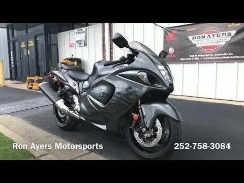 2020 Suzuki Hayabusa in Greenville, North Carolina - Video 1