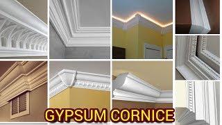 Beautiful  Gypsum Cornice
