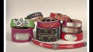 Leather Bracelets - Beaducation.com