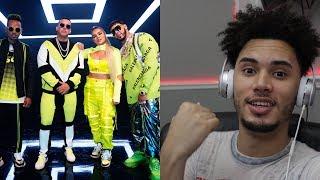 [Reaccion] Anuel AA, Daddy Yankee, Karol G, Ozuna & J Balvin - China (Video Oficial)