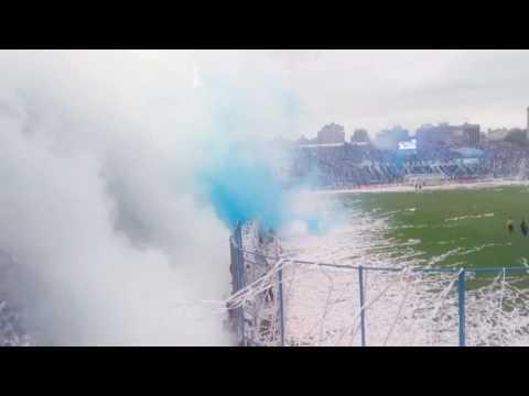 """""""Recibimiento de Atlético tucuman vs belgrano de Córdoba"""" Barra: La Inimitable • Club: Atlético Tucumán"""