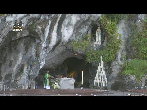 Chapelet du 6 novembre 2020 à Lourdes