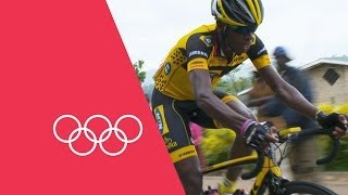 Adrien Nyonshuti - Rwandan Cycling Beginnings   Athlete Profiles