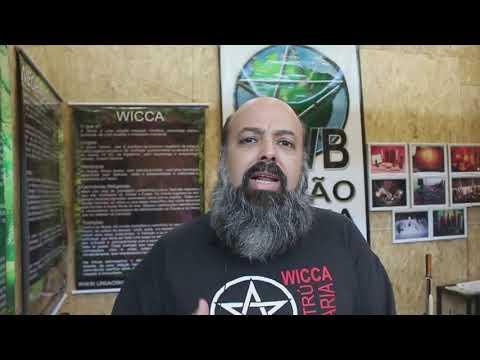 Og Sperle representante da religião Wicca-Uma mensagem especial