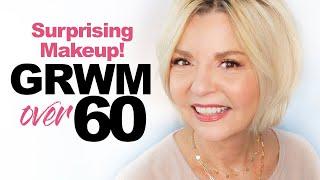 GRWM - Surprising New Makeup Over 50