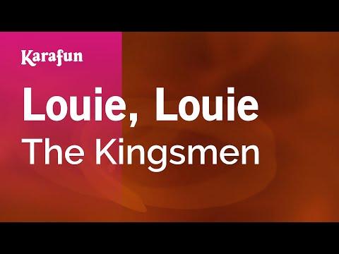Louie, Louie - The Kingsmen | Karaoke Version | KaraFun