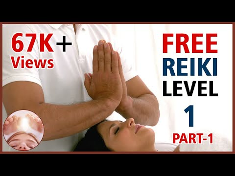 Full Certified Free Reiki Course Level 1 in Hindi (Part -1) | Learn with Sangeeta Healing Temples