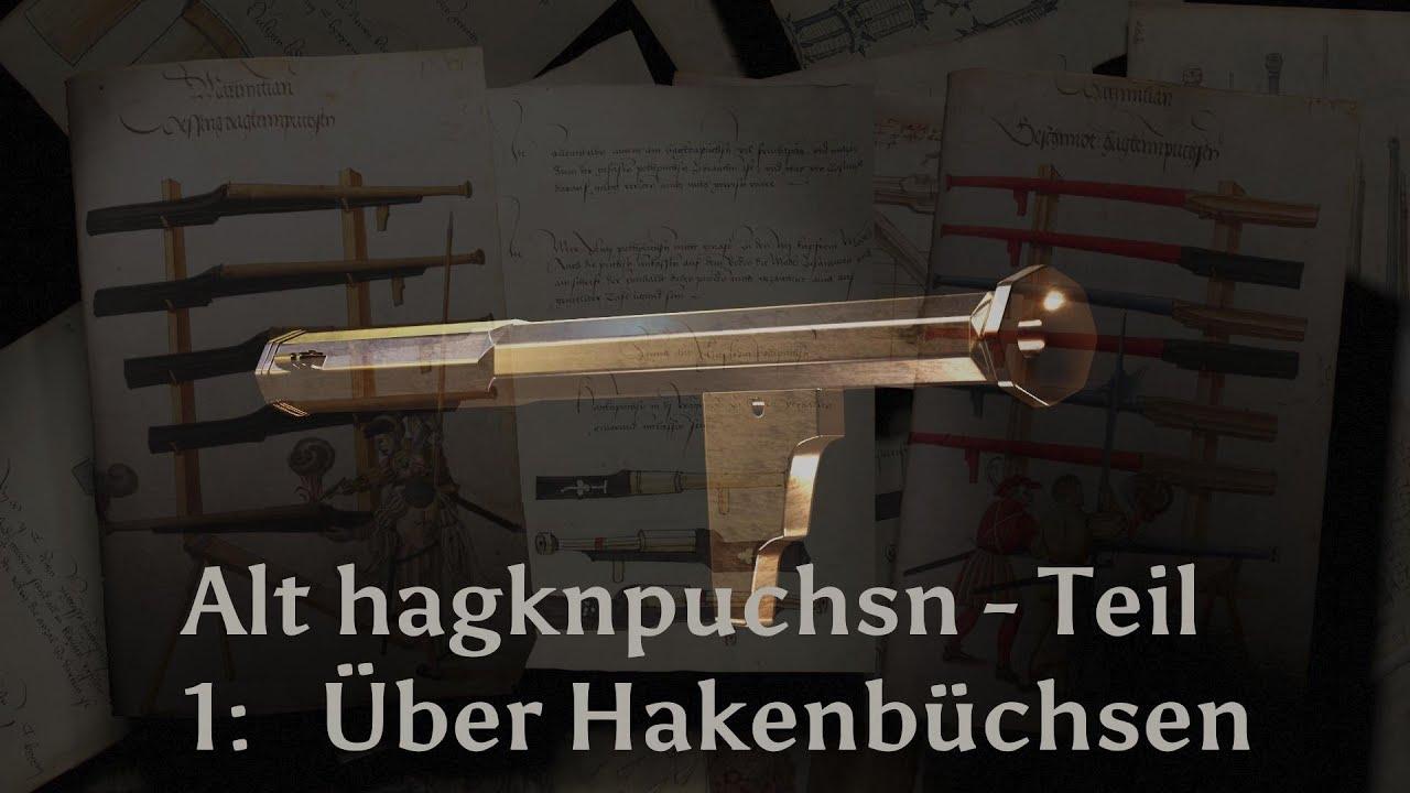 """Zu sehen ist das Holzmodell der historischen Waffe bereits auf seinem YouTube-Kanal """"Archaeometallurgy"""" ."""