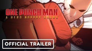 One Punch Man: A Hero Nobody Knows - Official Character Reveals Trailer