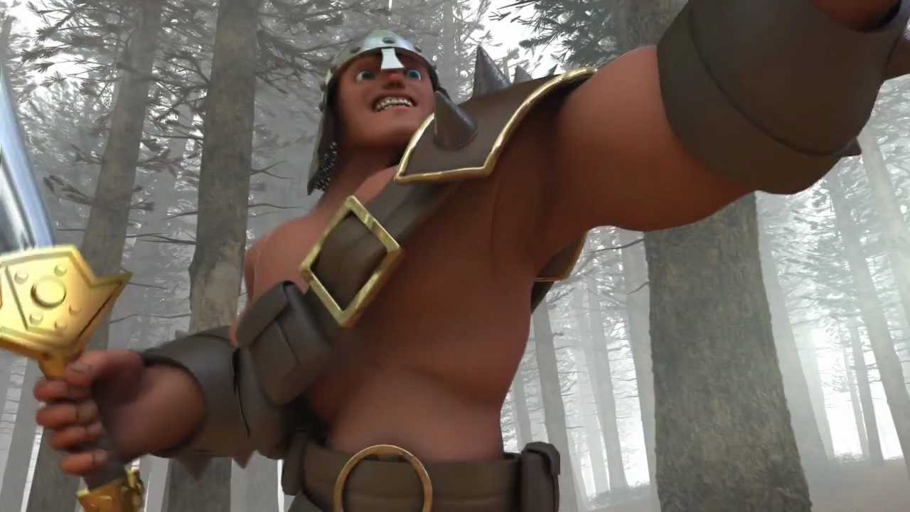Mobile MMO Arcane Legends Stars Warriors, Sorcerers, Rogues And Puppies