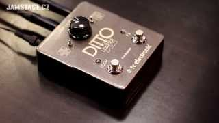 TC Electronic Ditto X2 Looper  (Aivn)