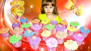 Surprises - a lot of European sweets:) but some of them have horrible taste:( Все Видео Канала LiSkA KiTtY:
