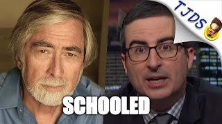 John Oliver Quantitative Easing Debunked By Real Journalist