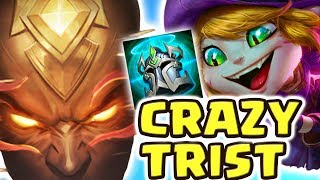 Gambar cover TRISTANA AIN'T SCARED OF NOTHING!! KNIGHT'S VOW IS BROKEN | RIOT EXPOSED | LEE SIN JUNGLE Nightblue3