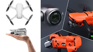 Best Drones with 4k Camera, GPS, Long Fly time | Top Rated Drones