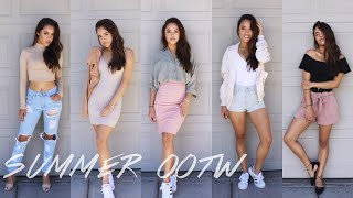 SUMMER OOTW: OUTFIT IDEAS!   Maria Bethany