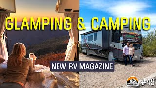 'Camper Report' Highlights The Glamping Show USA