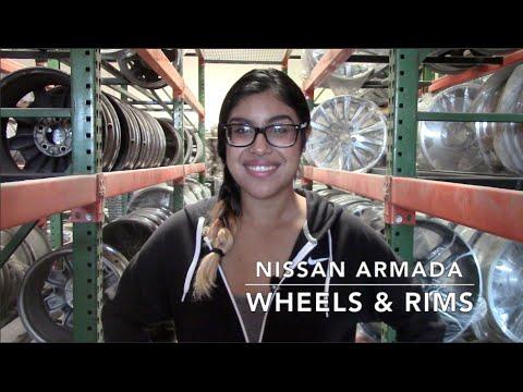 Factory Original Nissan Armada Wheels & Nissan Armada Rims – OriginalWheels.com