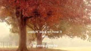 Yesterday Once More~The Carpenters ( with lyrics )