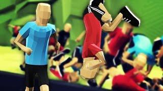 CRAZY FOOTBALL | Footbrawl Playground