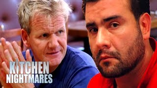 Huge Argument in the Kitchen Puts Gordon Off His Food | Kitchen Nightmares