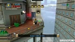 preview picture of video 'LEGO City: Undercover - Recensione (HD)'