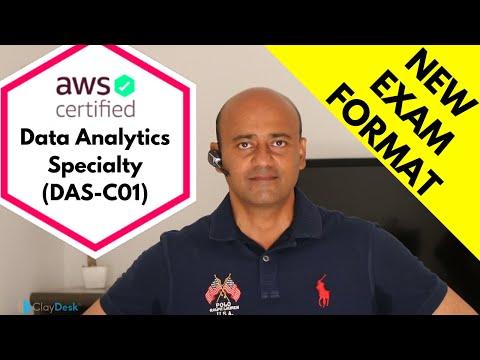 AWS Certified Data Analytics - Specialty (DAS-C01): *NEW* EXAM ...