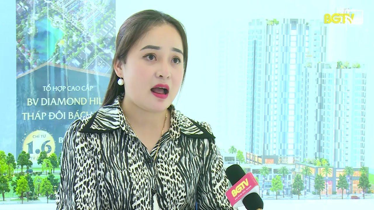 Phóng sự trên truyền hình Bắc Giang