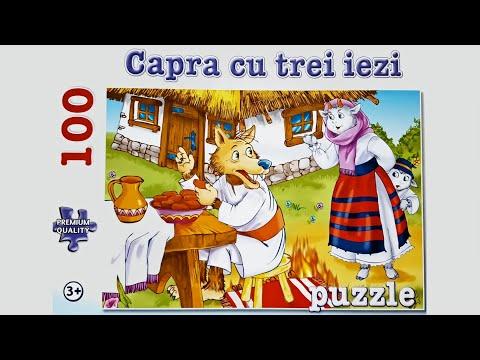Cauta Cauta puzzle Capra cu trei iezi pe www.macrostandard.ro
