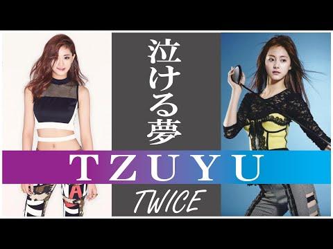 【泣ける夢】TWICE TZUYU (ツウィ)