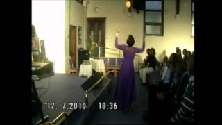 chantal clarke dancing @ Vision