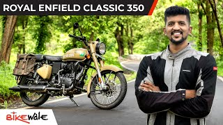 2020 Royal Enfield Classic 350 BS6 Review | India
