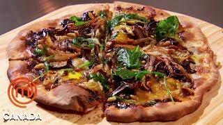 Mystery Box Reveals An Artisan Pizza Challenge | MasterChef Canada | MasterChef World