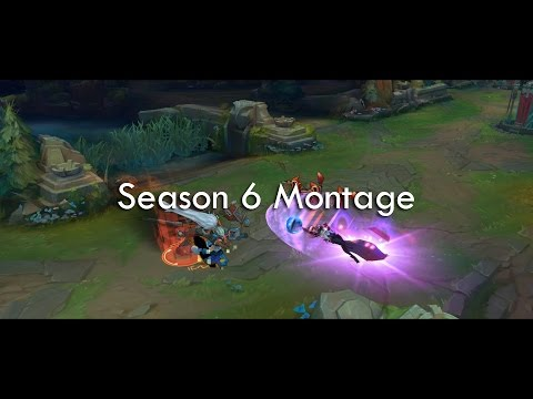Sakobi & IceOnStick | Season 6 Montage | League of Legends