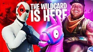 THE WILDCARD HAS COME TO PLAY! (ft. Ninja, CouRage & Cloak)   Fortnite Battle Royale Highlights #153