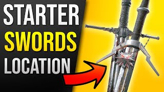 Witcher 3 Best Sword Location Early Game – Silver & Steel Sword Viper Weapons!