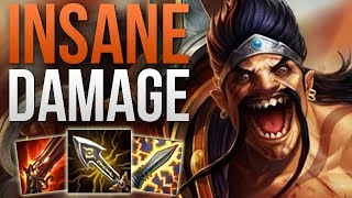 CRIT ITEM CHANGES HYPE! - CRAZY DRAVEN 9.3 GAMEPLAY | CHALLENGER DRAVEN ADC GAMEPLAY | Patch 9.3 S9