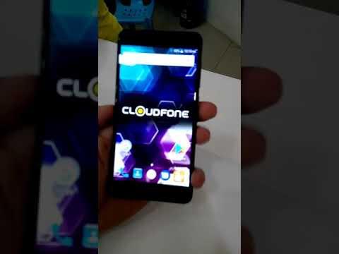 Cloudfone Thrill Snap best budget selfie Smartphone