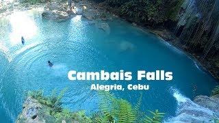 Cambais Falls - Alegria, Cebu