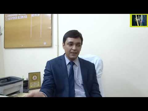 Interview CGM ARVIND KUMAR
