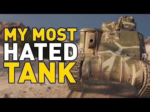 My MOST HATED TANK in World of Tanks!