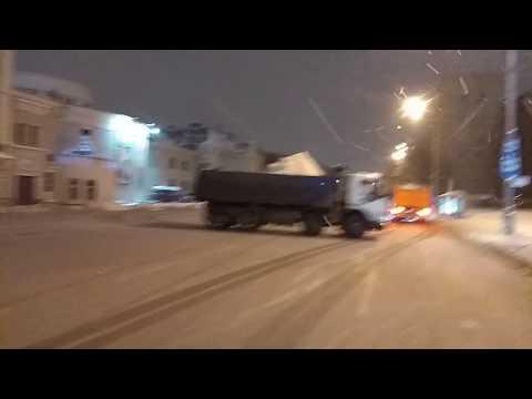 Пункт утилизации снега!!! Москва!
