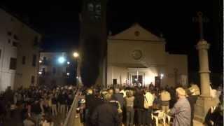 preview picture of video 'Campane di Brufa (PG) - festa di Sant'Ermete '12'