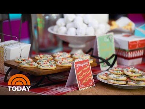Martha Stewart Shares Her Cookie Swap Favorites | TODAY