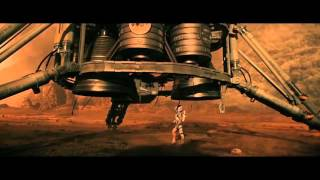 The Martian: The Comedy (with a laugh track)