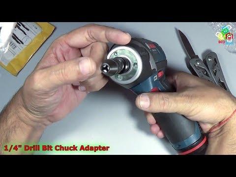 6mm Hex Shank Adapter 8mm Head Hex Shank Drill Bit Chuck Adapter Converter