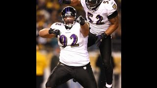 HALOTI NGATA SUSPENDED 4 GAMES BY RAVENS FOR DRUG USE