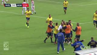 Sudtirol-Modena 4-3, highlights