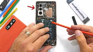 Oppo Find X2 Pro Teardown - Its not as boring as we thought